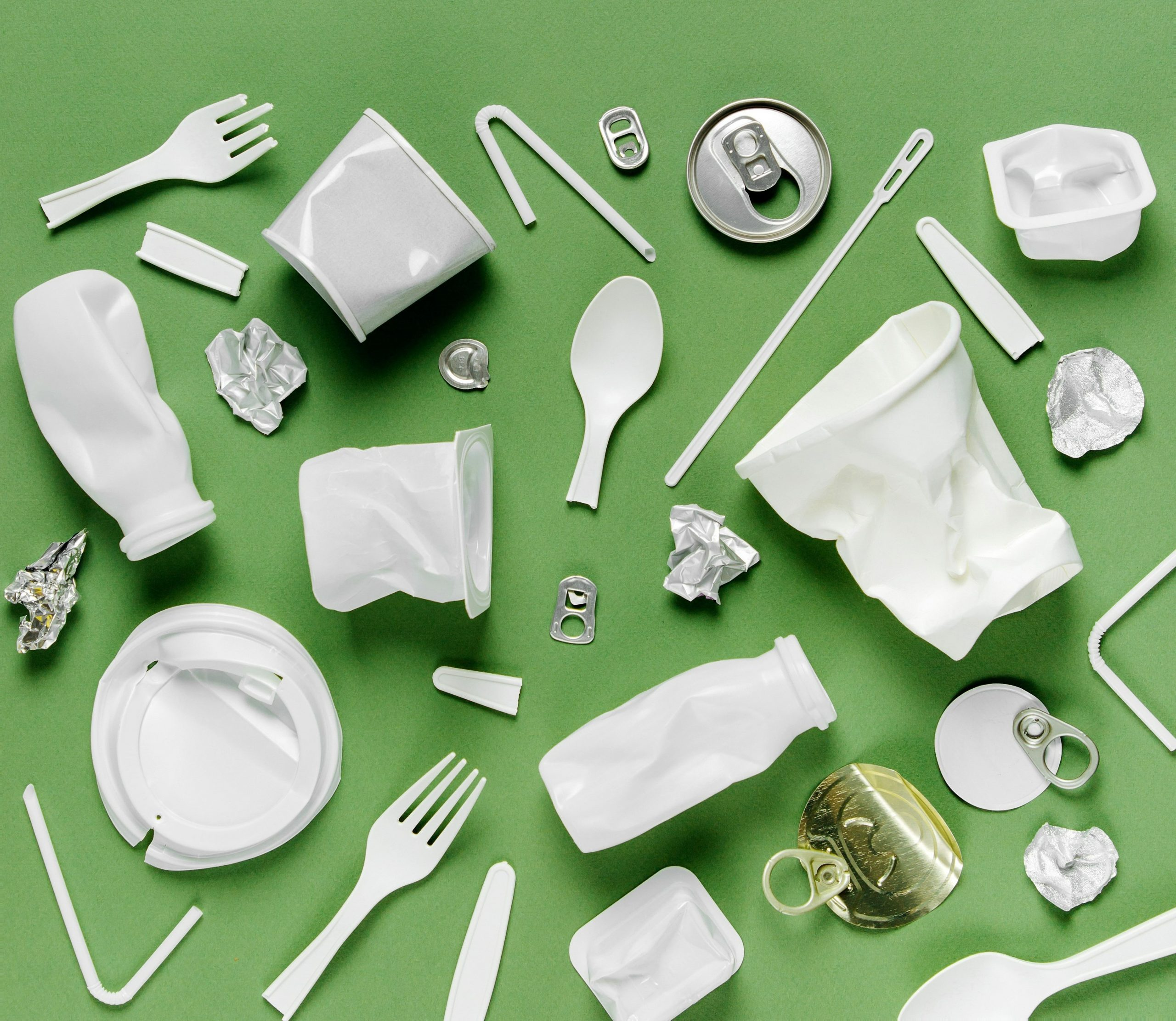 Πλαστικά μίας χρήσης και περιορισμός τους από 03 Ιουλίου 2021