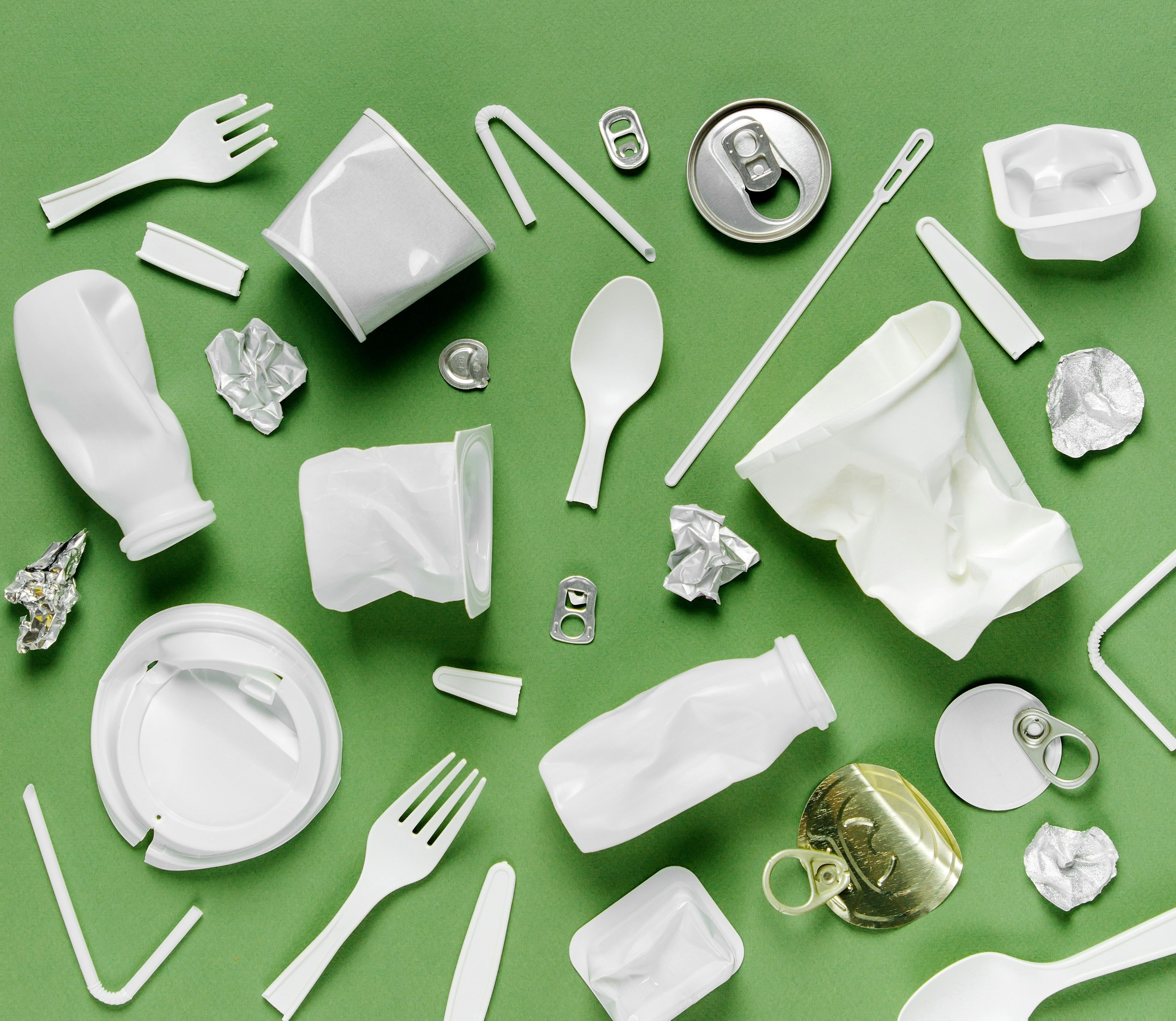 Single use plastics and relevant restrictions since 3rd July 2021